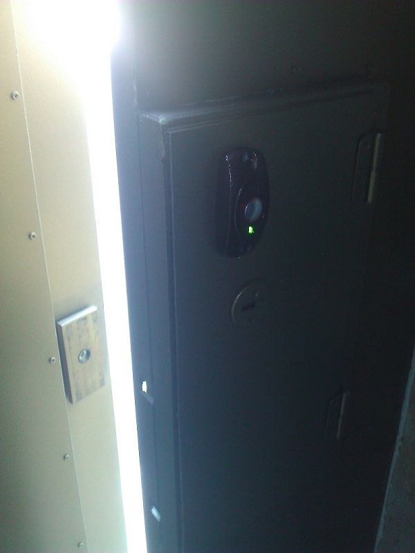 Железные двери для дома